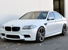 BMW M5 F10 от ателье European Auto Source