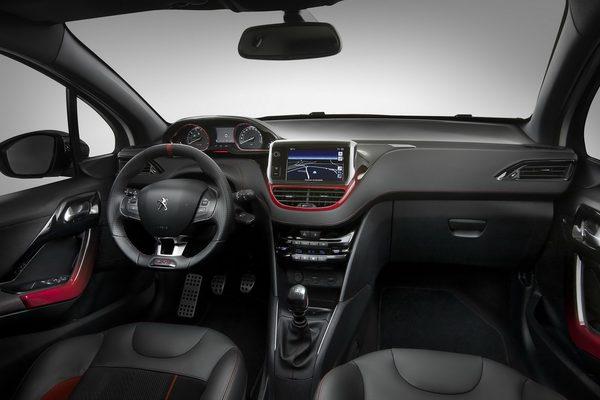 Peugeot оценил «горячий» хэтчбек 208 GTi в 31 000$