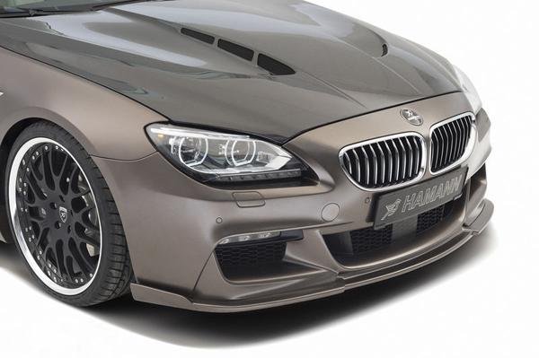 BMW 6-Series Gran Coupe M Sport от Hamann