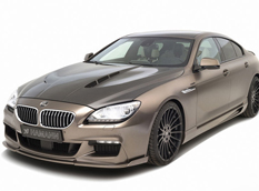 BMW 6-Series Gran Coupe M Sport от Hamann