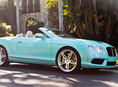 Bentley Continental GTC Limited Edition