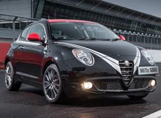 Alfa Romeo MiTo Quadrifoglio Verde SBK Edition