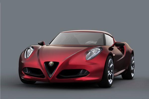 Первые данные о будущем спорткаре Alfa Romeo 4C