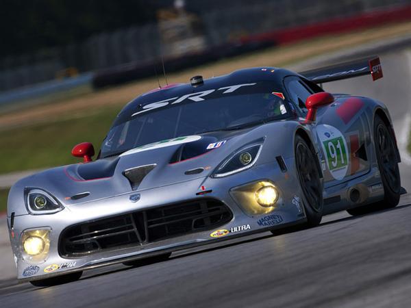 SRT вновь примет участие в гонке 24 часа Ле-Мана