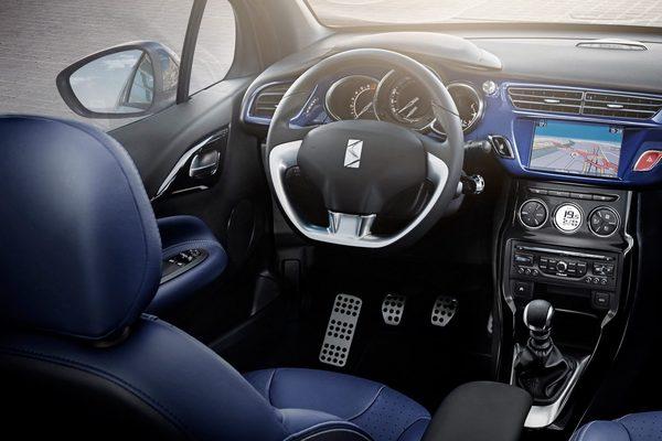 Citroen объявил цены на кабриолет DS3