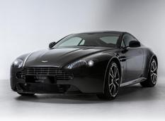 Aston Martin анонсировал V8 Vantage SP10