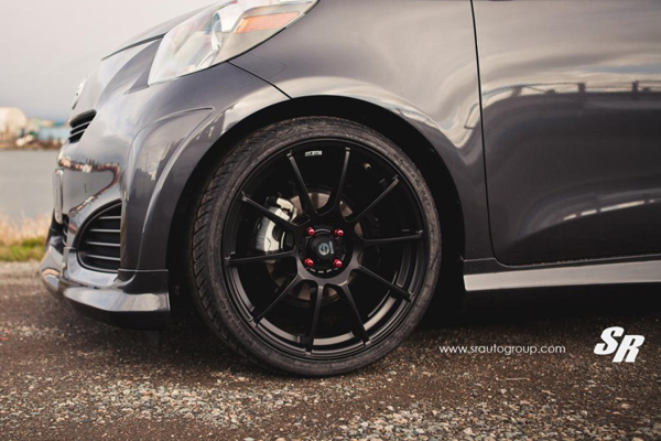 Scion IQ «Project Pryzm» от SR Auto Group