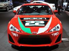 Scion FR-S - новый болид Toyota Pro/Celebrity Race