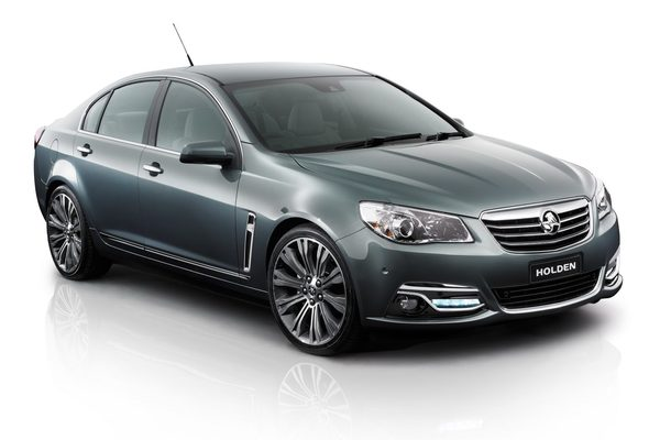 General Motors представил Holden Commodore VF