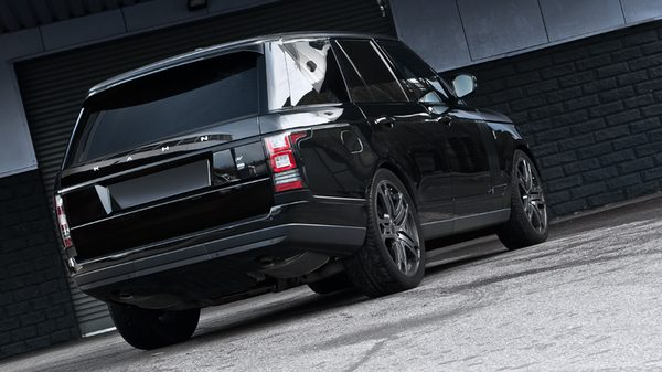 Range Rover Vogue Black Label Edition от Kahn