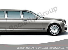 Bentley Mulsanne Paragon от Carat Duchatelet