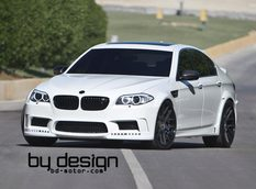 Hamann BMW M5 F10 �� By-Design Motorsports