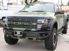 Ford F-150 Raptor Halo 4 от Galpin Auto Sports