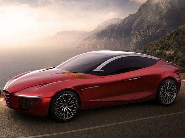 Alfa Romeo привезет в Женеву Gloria IED Concept