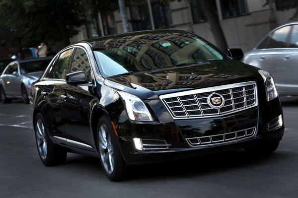 Cadillac XTS получил пакет опций W20 Livery Package