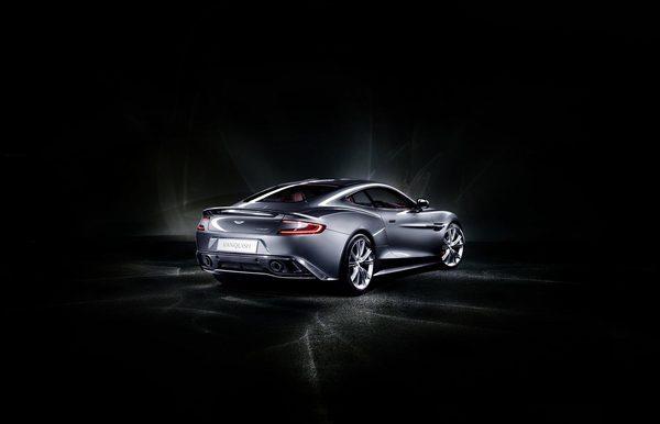 Aston Martin показал 310 Vanquish Special Edition