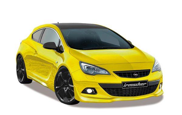 Irmscher анонсировал Opel Astra GTC Sport 45