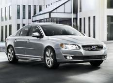 Volvo анонсировал обновленные V70, XC70 и S80