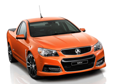 Holden показал VF Commodore Sportwagon и Ute