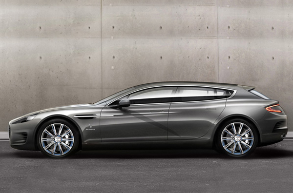 Aston Martin Rapide Shooting Brake от Bertone