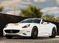 Ferrari California от Ultimate Auto