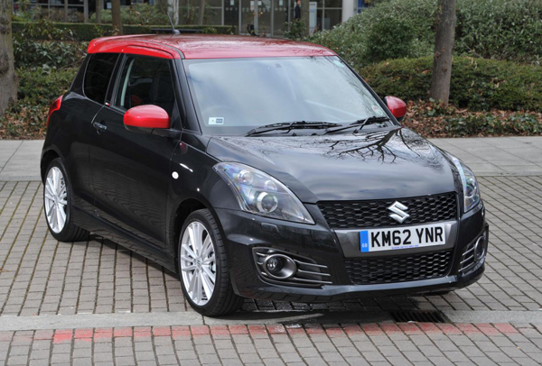 Suzuki презентовал Swift Sport SZ-R Edition