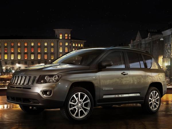 Jeep покажет в Женеве европейский Compass 2014