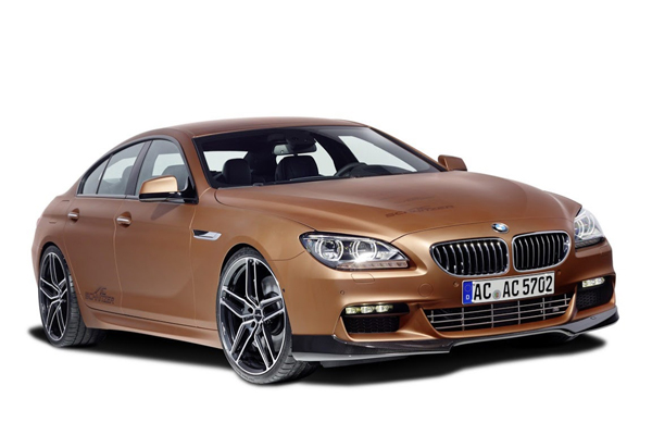 BMW 6-Series и 3-Series Touring от AC Schnitzer