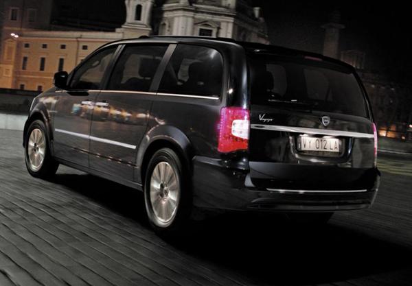 Lancia Voyager получила 2,8-литровый дизель