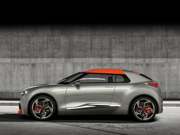 В Женеве покажут компакт-кар Kia Provo Concept