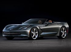 Chevrolet показал Corvette Stingray Convertible