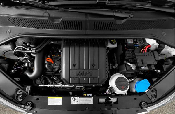 Seat анонсировал газовый хэтчбек Mii Ecofuel