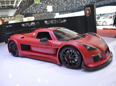 В Женеве представили суперкар Gumpert Apollo S