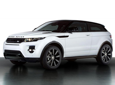 Range Rover представил Evoque Black Pack