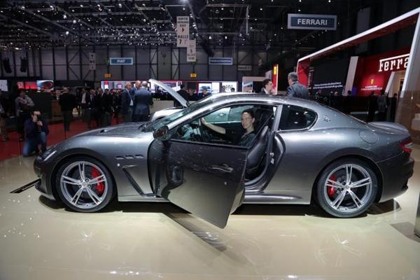 Maserati показал 4-местный GranTurismo MC Stradale