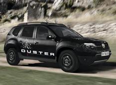 В Женеву привезли Dacia Duster Aventure Edition
