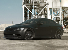 BMW M3 (E92) Black Diamond в тюнинге Mode Carbon