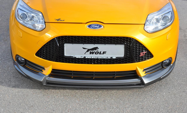 Wolf Racing подготовил пакет для Ford Focus ST
