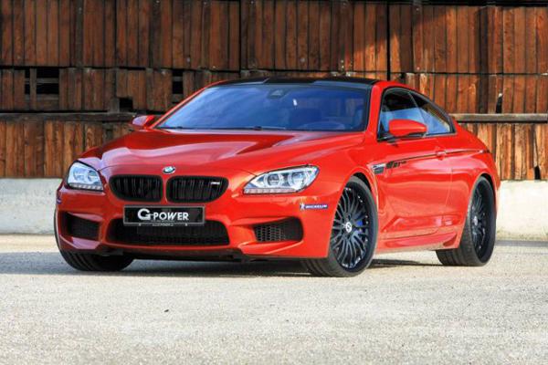 G-Power официально представил BMW M6 Bi-Tronik III