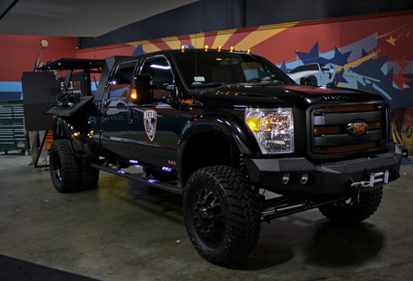 Ford F-450 5.11 Tactical B.E.A.S.T. от GAS