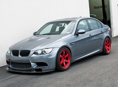 European Auto Source доработал BMW M3 (E90)
