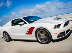 Ford Mustang RS V6 �� Roush Performance