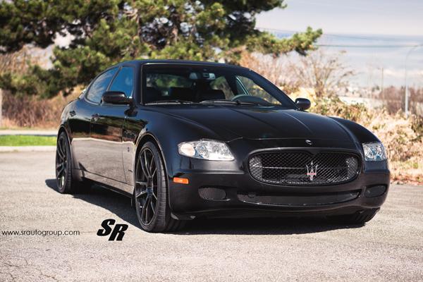 Maserati Quattroporte от SR Auto Group