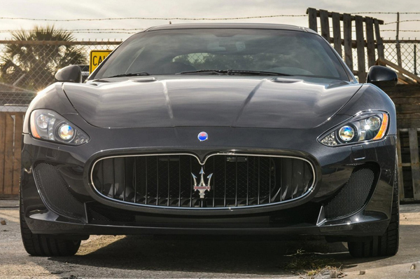 Maserati GranTurismo MC в тюнинге Ultimate Auto