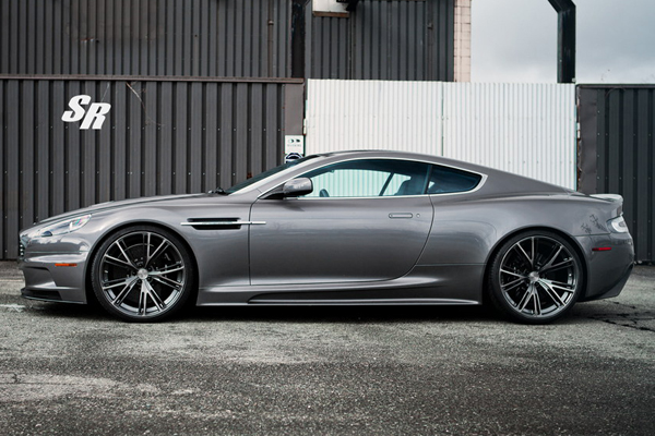 SR Auto Group доработал Aston Martin DBS