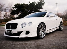 Bentley Continental GT Duro в тюнинге DMC