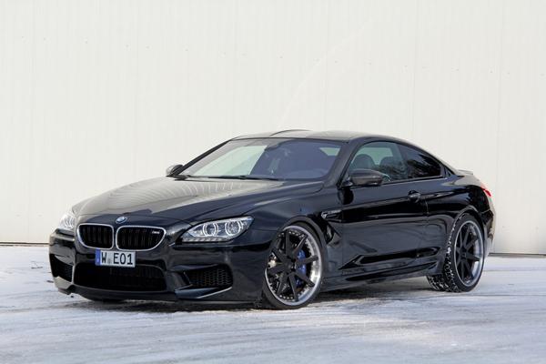 Manhart Racing «форсировал» новый BMW M6