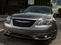 Chrysler 200 S Special Edition от Carhartt
