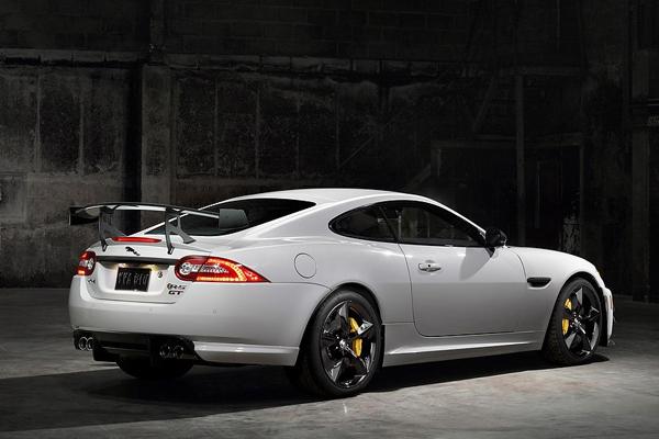 Jaguar анонсировал трековый спорткар XKR-S GT