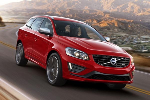 Volvo оборудовал S60, V60 и XC60 пакетом R-Design